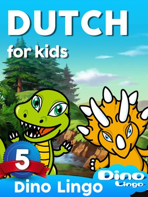 cover image of Dutch for Kids, Lesson 5